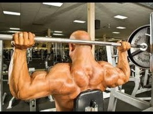 Exercises That Suck- Behind the Head Shoulder Press